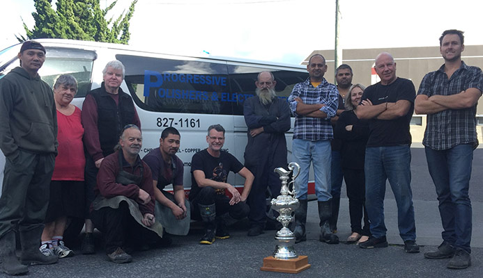 Progressive Polishers Team, Auckland